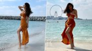 Mouni Roy Exuding 'Wind in Her Hair, Sand in Her Toes' Vibes Through Her Recent Instagram Pictures