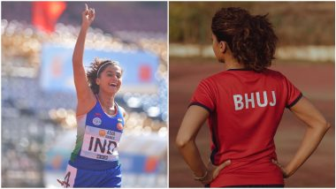 Rashmi Rocket: Taapsee Pannu Heads To Bhuj For The Sports Drama's Last Schedule