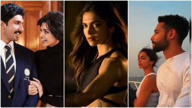 Deepika Padukone Birthday Special: '83 With Ranveer Singh, Pathan With Shah Rukh Khan, Film With Prabhas – Every Upcoming Movie of the Padmaavat Actress