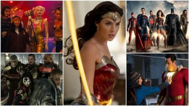 From Henry Cavill's Man of Steel to Gal Gadot's Wonder Woman 1984, Ranking All DCEU Movies From Worst to Best (LatestLY Exclusive)