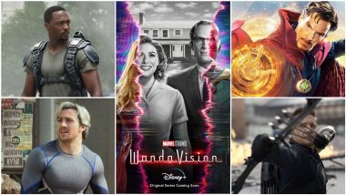 WandaVision: From Doctor Strange to Falcon, 7 Popular MCU Characters We Expect To Make Cameos in Elizabeth Olsen-Paul Bettany's Disney+ Series (LatestLy Exclusive)