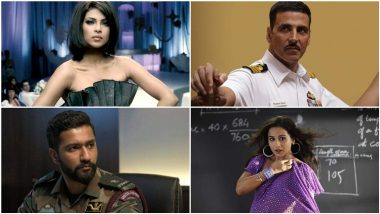 From Akshay Kumar in Rustom to Priyanka Chopra in Fashion, 10 Bollywood Actors Who Won the National Film Award for the Wrong Movie! (LatestLY Exclusive)