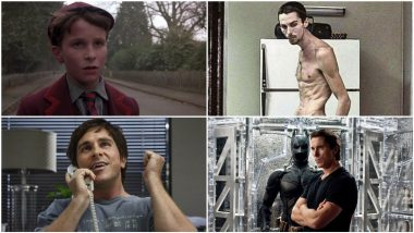 Christian Bale Birthday Special: From The Dark Knight to The Prestige, Top 10 Films of the Hollywood Actor Ranked BY IMDB Rating and Some Interesting Trivia About Them (LatestLY Exclusive)