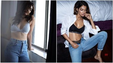 Karishma Tanna and Her Victoria's Secret Lingerie Is Giving a Tough Competition to Disha Patani and Her Obsession for Calvin Klein (View Pics)