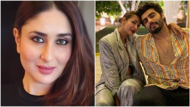 Kareena Kapoor Khan Drops Comment On BFF Malaika Arora's Cosy Pic With Beau Arjun Kapoor From Their New Year Bash And It's A Must See
