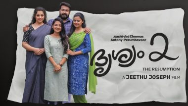 Drishyam 2: Mohanlal's Malayalam Film To Release On Amazon Prime Video And See What Fans Have To Say About It