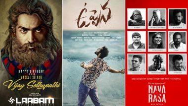 Vijay Sethupathi Birthday: Laabam, Uppena, Navarasa – Upcoming Films and Shows of the Superstar to Look Forward to