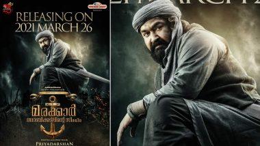 Mohanlal's Marakkar Arabikadalinte Simham All Set To Be Released In Theatres On March 26, 2021!
