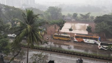 #MumbaiRains in January! Pics, Videos and Funny Memes Take Over Twitter As Mumbaikars Experience Unseasonal Rainfall