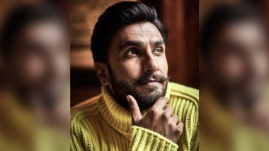 Ranveer Singh Shares First Picture Of 2021 On Instagram And It Is From His Trip To Ranthambore!