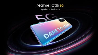 Realme X7 & Realme X7 Pro to Be Launched in India on February 4, 2021