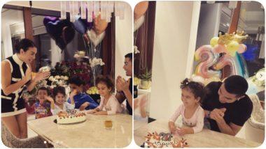 Georgina Rodriguez Celebrates Her Birthday With Cristiano Ronaldo & Kids, Shares Happy Pictures on Social Media