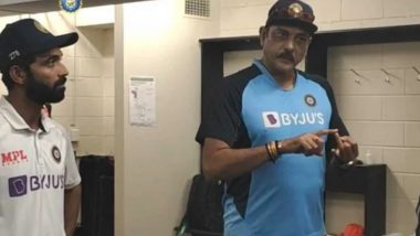 Ravi Shastri Admits Getting Emotional After Historic Win at The Gabba, Lauds Rishabh Pant & Team India for Their Grit (Watch Video)