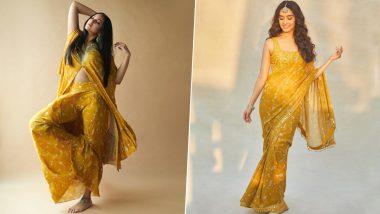 Shraddha Kapoor v/s Sonakshi Sinha: Which Arpita Mehta Design Will You Like to Own?