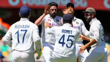 India vs Australia 4th Test 2021 Highlights Day 2: IND 62/2 in 26 Overs at Stumps
