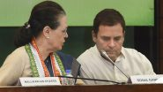 Congress to Get New Party President by June 2021, Elections For The Post After Assembly Polls in Five States