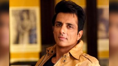 Sonu Sood to Initiate India's Biggest Blood Bank Through His App 'Sonu for You'