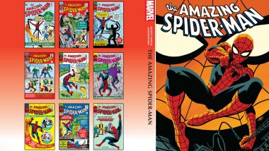 Mighty Marvel Masterworks: Marvel Is Expanding Its Legacy with a New Line of Graphic Novels