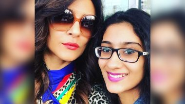 Ahead Of Sushmita Sen's Daughter Renee's Debut With Suttabaazi, Let's Look At Some Of Her Pictures And Videos That Prove She's A Stunner Just Like Her Mother