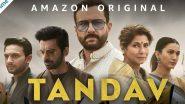Tandav: Amazon Prime Video Officials in India Summoned by I&B Ministry Over the Controversy Surrounding This Saif Ali Khan Starrer