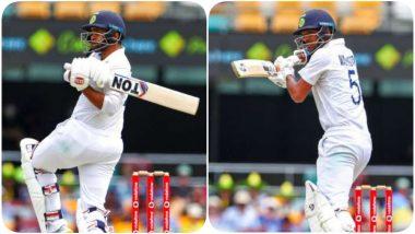 Virat Kohli, Virender Sehwag and Other Netizens Hail Washington Sundar & Shardul Thakur for Their Record Century Partnership During IND vs AUS 4th Test 2021, Day 3 (See Reactions)