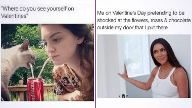Valentine's Day 2021 Is Almost Here and so Are the Funny Memes! Netizens Share Hilarious Jokes While Struggling to Figure How It Is February 14th Already