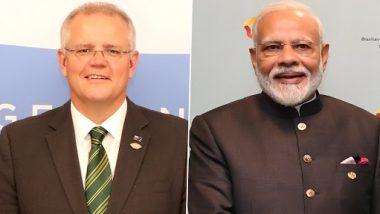 Scott Morrison Congratulates PM Modi and Team India for Historic Win at The Gabba