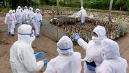 Bird Flu Outbreak in India: Avian Influenza Confirmed in Poultry Farms in 5 States, Culling Operations Underway; Check Current Status of Affected States