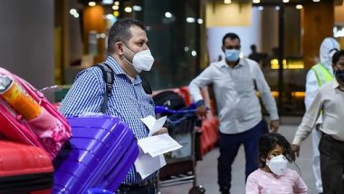 Uddhav Thackeray Warns of Possible COVID-19 Third Wave as  Coronavirus Tally in Maharashtra Crosses 60 Lakh Mark, 4th in Global Ranking