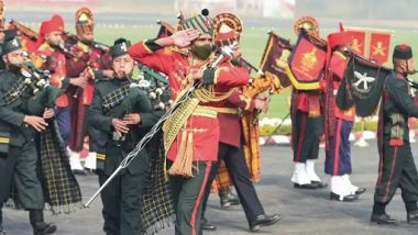 Republic Day Parade 2021 To Feature 321 School Children and 80 Folk Artists in Cultural Programme at Rajpath in New Delhi on January 26