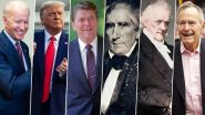 Oldest Presidents of United States: As Joe Biden Gets Set to Be Sworn in, Here's a Look at 5 Former Presidents of US Who Were Above The Age of 64