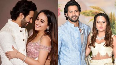 Varun Dhawan, Natasha Dalal's Wedding to Have Restricted Guest List Due to COVID-19 Pandemic?