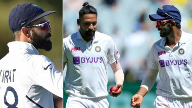 Racism Row at SCG: Virat Kohli Asks for Strict Action Against Offenders, Says 'Racial Abuse Is Absolutely Unacceptable'