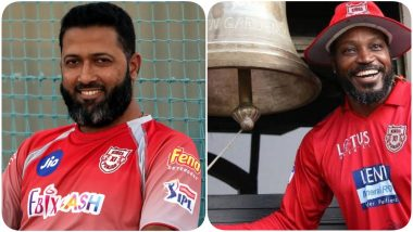 Wasim Jaffer Comes up With a Hilarious Response After a Fan Suggested him to Trade Chris Gayle With Another Team for IPL 2021 (See Post)
