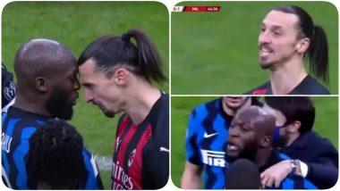Romelu Lukaku Takes a Jibe at Zlatan Ibrahimovic After Inter Milan Wins Serie A 2021 Title