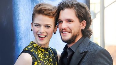 Kit Harington And Rose Leslie, Game Of Thrones Stars, Blessed With A Baby Boy! (View Pics)