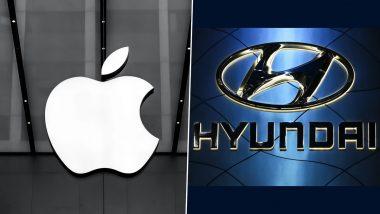 Apple & Hyundai No Longer in Talks for Autonomous Electric Car: Report