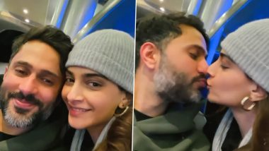 Sonam Kapoor Shares A Mushy Post To Thank Her 'Encouraging And Generous Partner' Anand Ahuja For Spending Time With Her In Glasgow!
