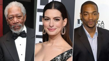 Solos: Morgan Freeman, Anne Hathaway, Anthony Mackie and More to Star in David Weil's Anthology Series at Amazon