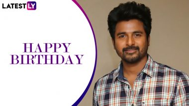 Sivakarthikeyan Birthday: Doctor, Ayalaan, Don – Here's Looking At Upcoming Movies Of Tamil Cinema's Actor-Producer!