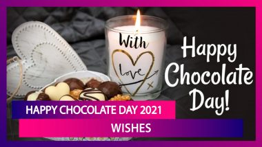 Chocolate Day 2021 Wishes, WhatsApp Messages, Images, Quotes and Greetings To Send to Your Partner