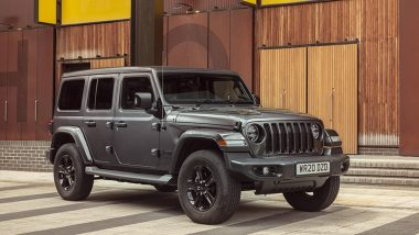 Made-in-India 2021 Jeep Wrangler Slated To Launch on March 15