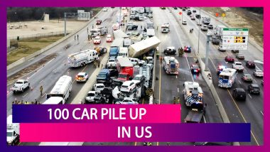 100 Car Pile Up In US: Cars Crash Into Each Other, At Least Six Dead, Several Injured