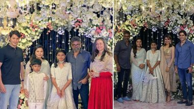 Mahesh Babu–Namrata Shirodkar, Samantha Akkineni–Naga Chaitanya And Many Other Celebs Spotted At Director Sukumar's Family Function (View Pics)