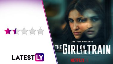 The Girl on the Train Movie Review: Parineeti Chopra's Netflix Thriller Is a Shallow Remake With a Surprise End-Twist (LatestLY Exclusive)