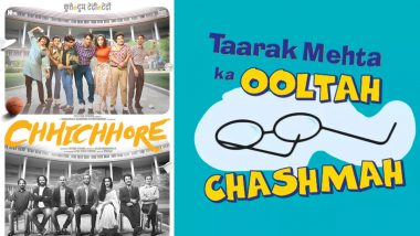 Nickelodeon Kids Choice Awards 2020: Sushant Singh Rajput's Chhichhore Bags an Award, TMKOC Emerges As the Winner for the 6th Time in a Row