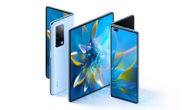 Huawei Mate X2 Foldable Smartphone Launched; Check Prices, Features & Specifications