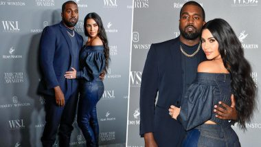 Kim Kardashian Files for Divorce from Kanye West After 6 Years of Marriage; Pictures of 'Kimye' to Remember the Hot Couple By