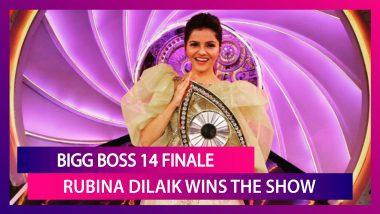 Bigg Boss 14 Finale: Rubina Dilaik Beats Rahul Vaidya To Win The Show & Rs 36 Lakh; Rakhi Sawant Takes Home Rs 14 Lakh