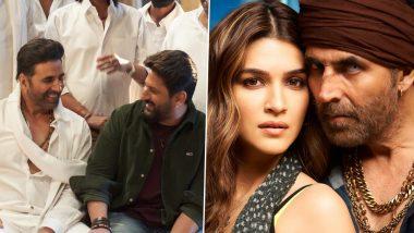 Bachchan Pandey: Arshad Warsi, Kriti Sanon Wrap Up the Shoot for Akshay Kumar's film